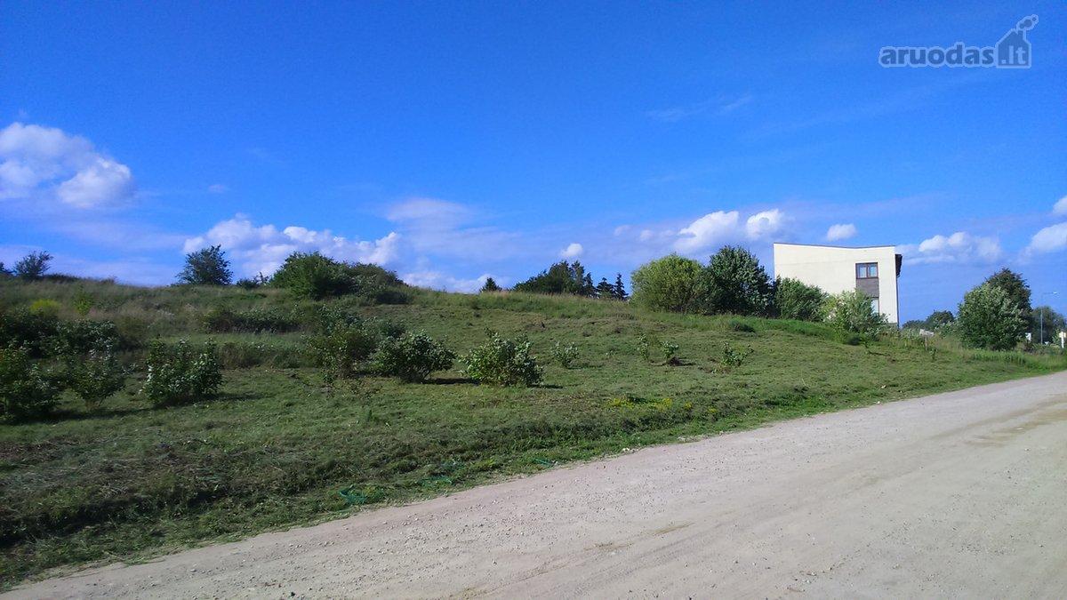 Vilniaus r. sav., Nemėžio k., V. Sirokomlės g., namų valdos paskirties sklypas