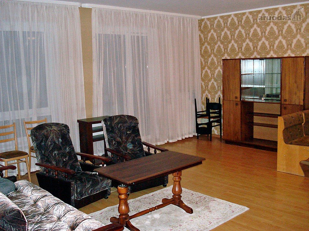 Vilnius, Pilaitė, Gilužio g., 2 kambarių buto nuoma