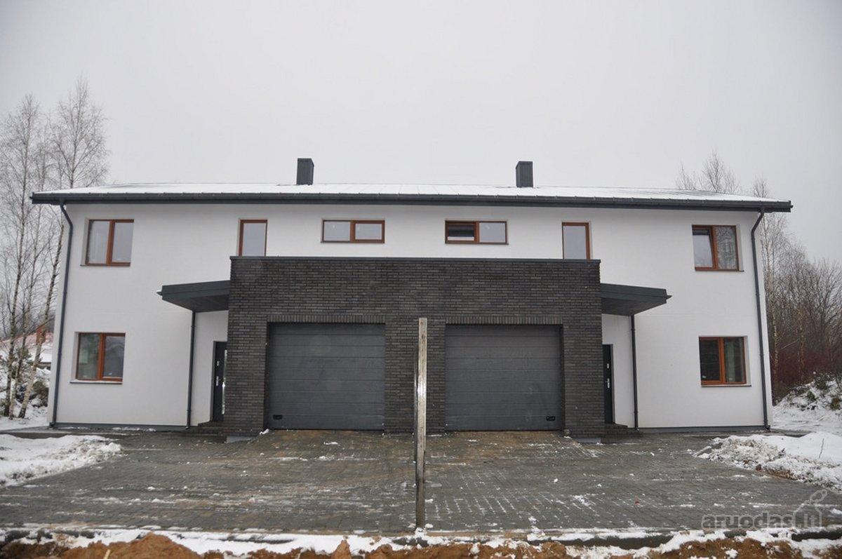 Vilnius, Naujininkai, Jono Jurkšto g., blokinis sublokuotas namas