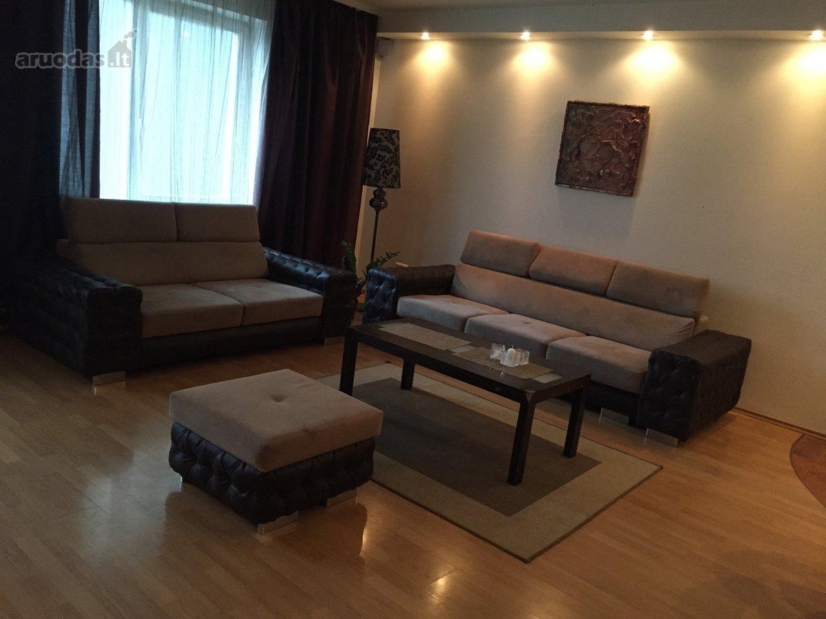 Vilnius, Šnipiškės, Šeimyniškių g., 3 kambarių butas