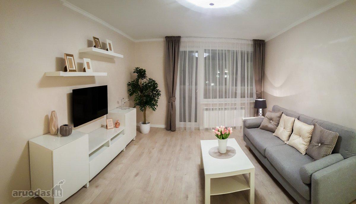 Vilnius, Rasos, Tyzenhauzų g., 2 kambarių buto nuoma