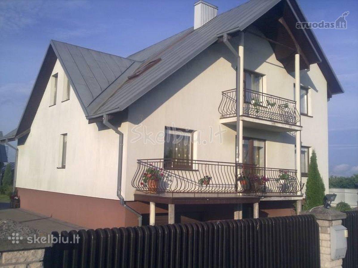 Kauno r. sav., Ramučių k., Zversos g., blokinis namas