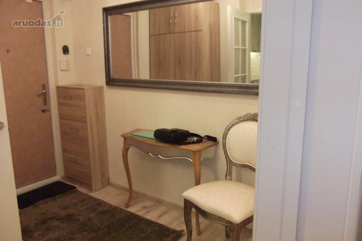 Vilnius, Naujamiestis, S. Konarskio g., 3 kambarių buto nuoma