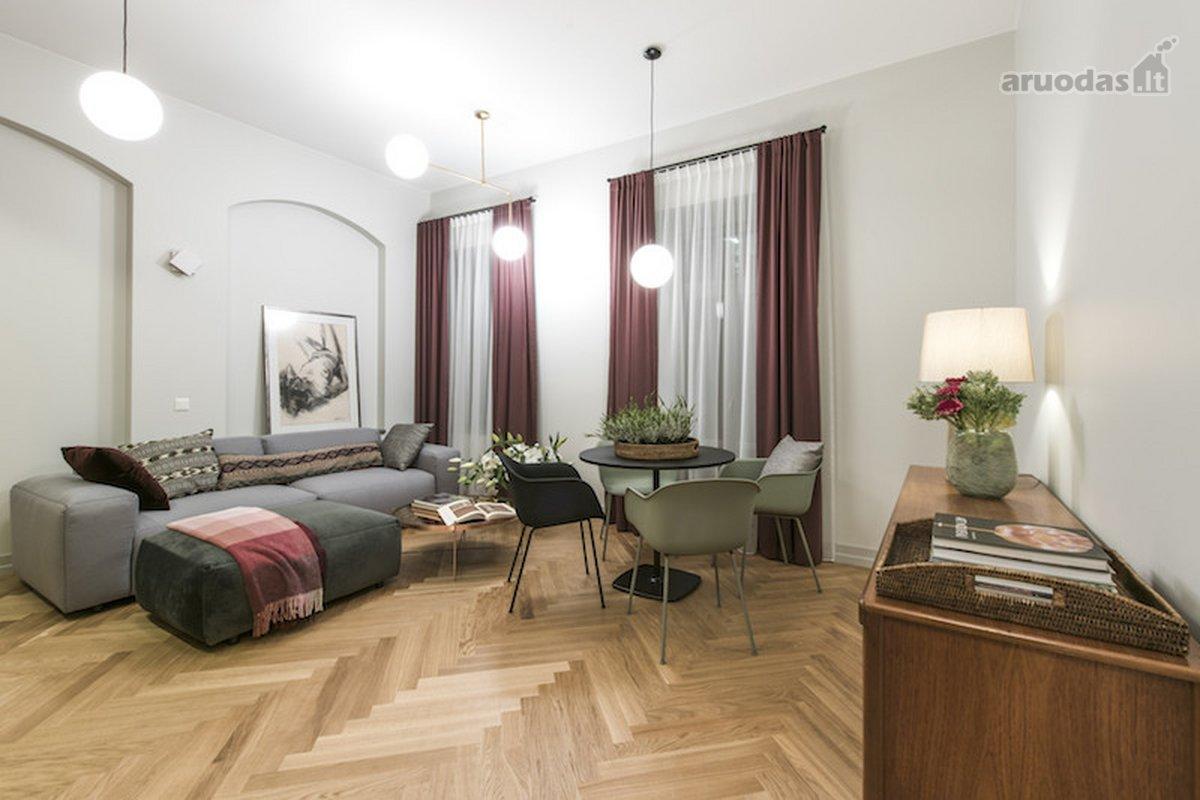 Vilnius, Senamiestis, Vingrių g., 2 kambarių buto nuoma
