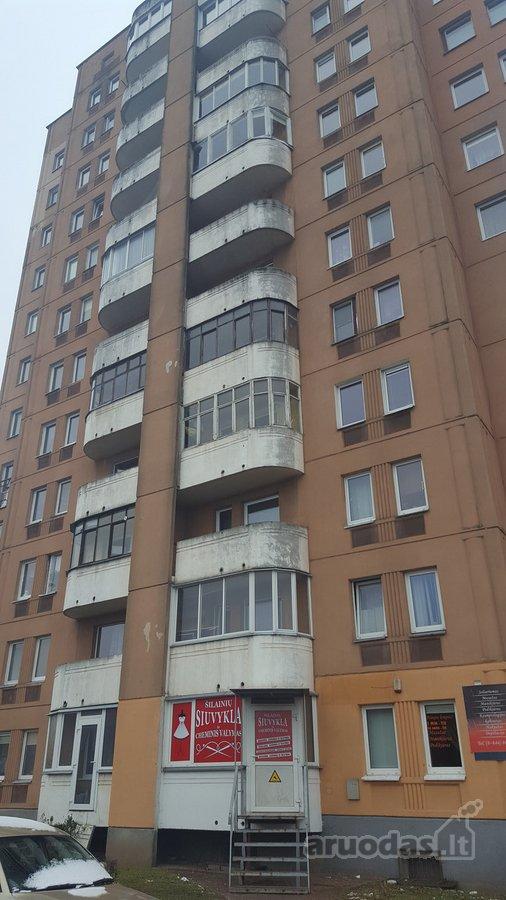 Kaunas, Šilainiai, Šarkuvos g., paslaugų paskirties patalpos nuomai