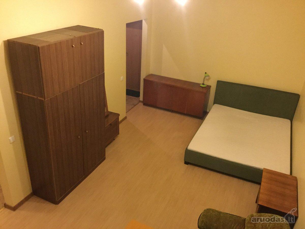 Parduodamas įrengtas 34 kv.m 1-o kambario