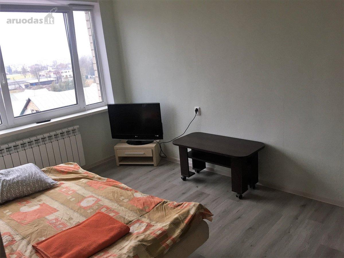 Ukmergės r. sav., Ukmergės m., Vilniaus g., buto trumpalaikė nuoma
