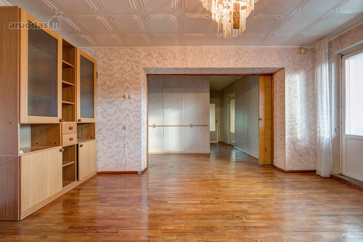 Vilnius, Lazdynai, Architektų g., 3 kambarių butas
