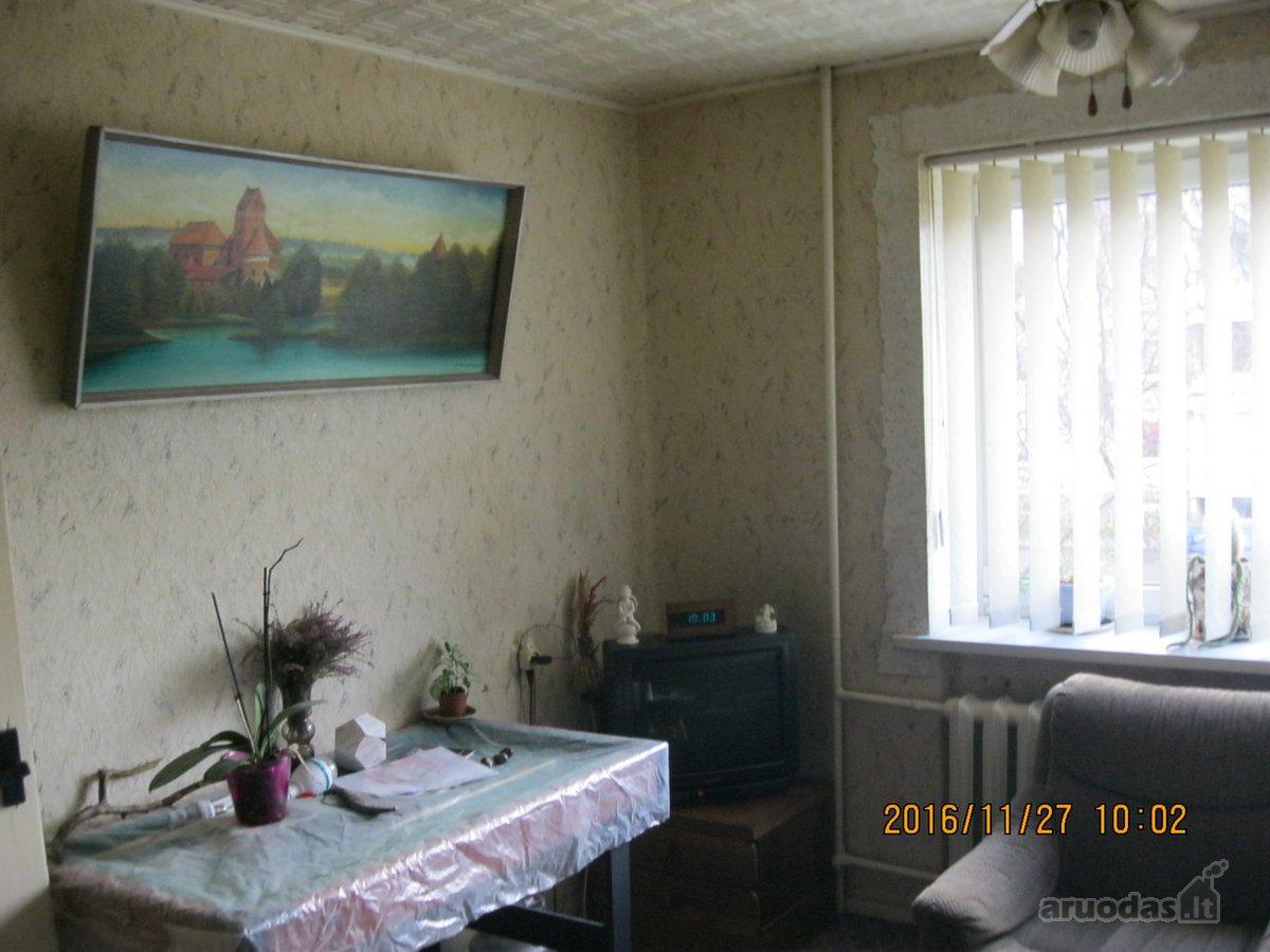 Marijampolės sav., Marijampolės m., Centras, Draugystės g., 1 kambario butas