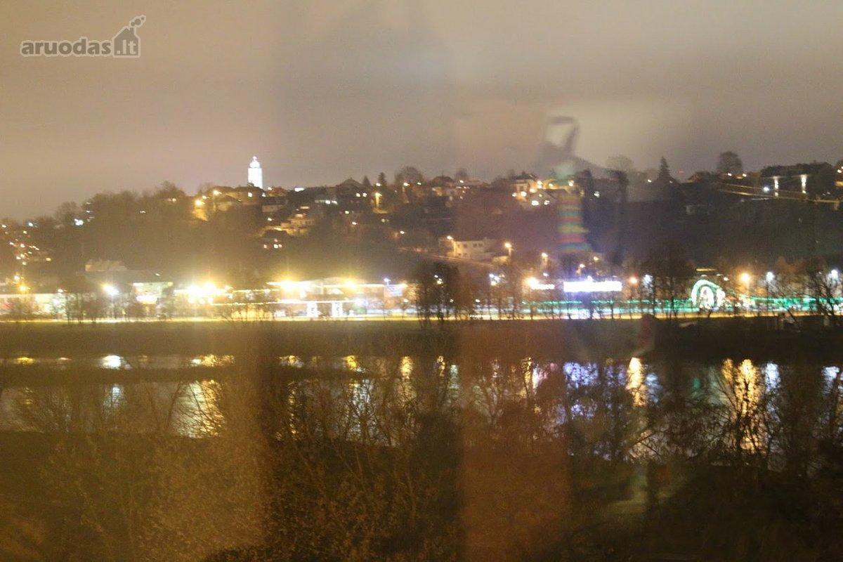 Kaunas, Senamiestis, Neries krantinė, 2 kambarių buto nuoma