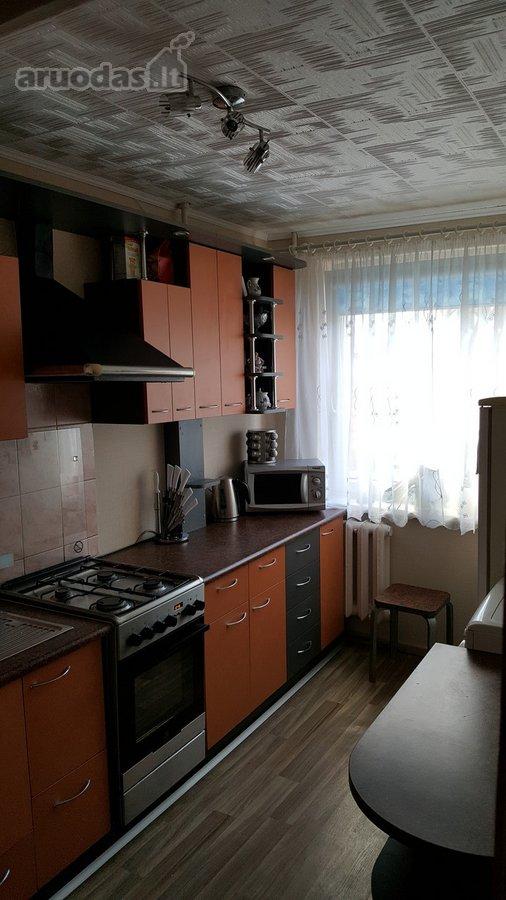 Ukmergės r. sav., Ukmergės m., Veterinarijos g., 1 kambario butas