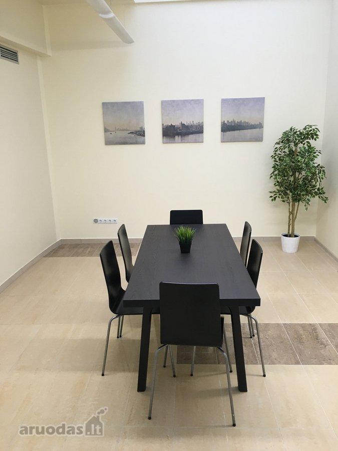 Vilnius, Šiaurės miestelis, Ulonų g., biuro paskirties patalpos nuomai
