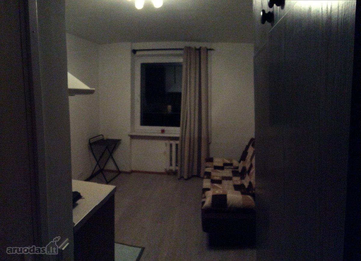 Vilnius, Jeruzalė, Rugių g., 1 kambario buto nuoma