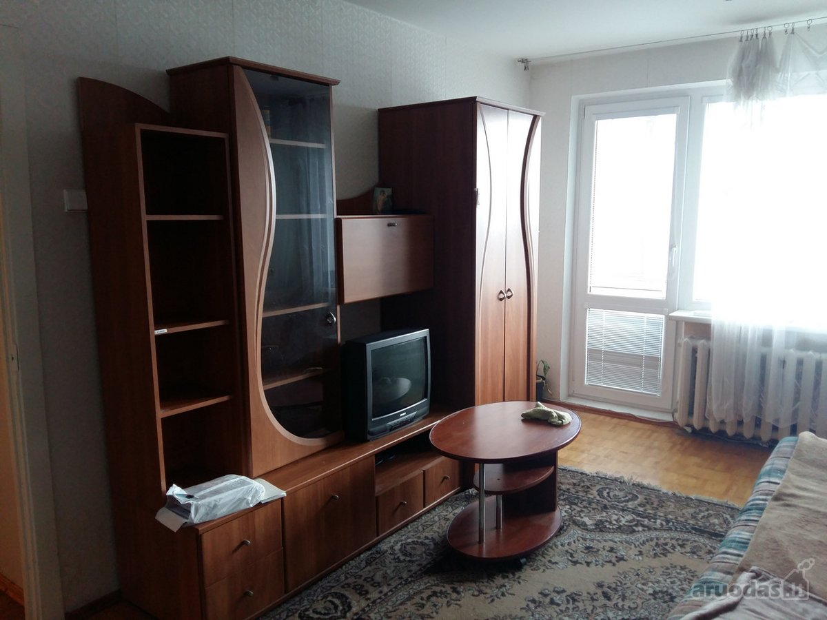 Vilnius, Šeškinė, Laisvės pr., 1 kambario buto nuoma