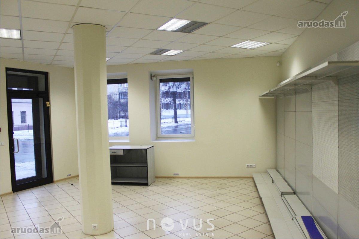 Vilnius, Naujamiestis, Naugarduko g., biuro, prekybinės, paslaugų, kita paskirties patalpos nuomai