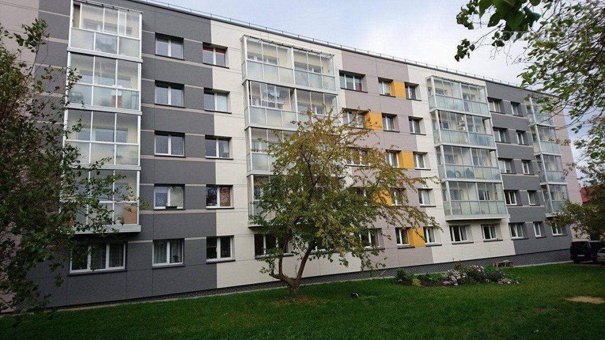 Klaipėda, Mokyklos, Joniškės g., 2 kambarių butas