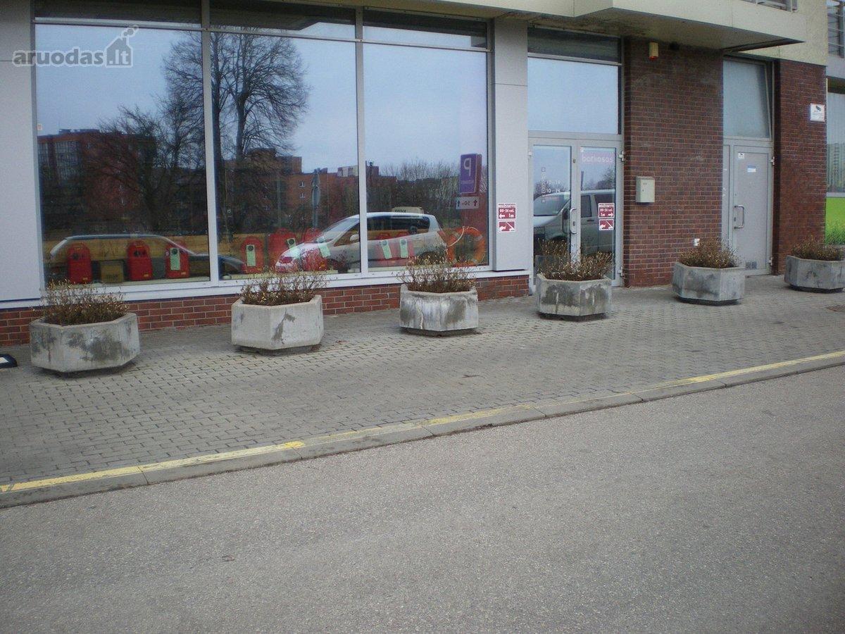 Vilnius, Pašilaičiai, Perkūnkiemio g., prekybinės paskirties patalpos nuomai
