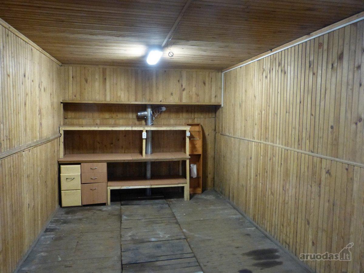 Vilnius, Fabijoniškės, L. Giros g., požeminis garažas