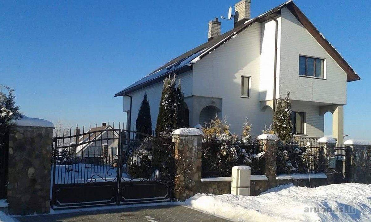 Vilnius, Naujoji Vilnia, Leonardo Palevičiaus g., mūrinis namas