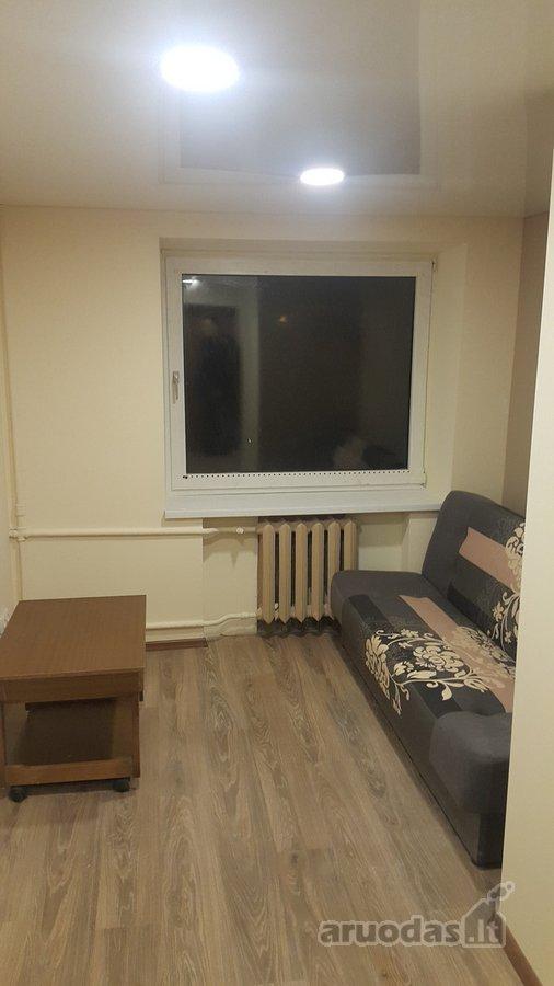 Kaunas, Vilijampolė, Raudondvario pl., 1 kambario butas
