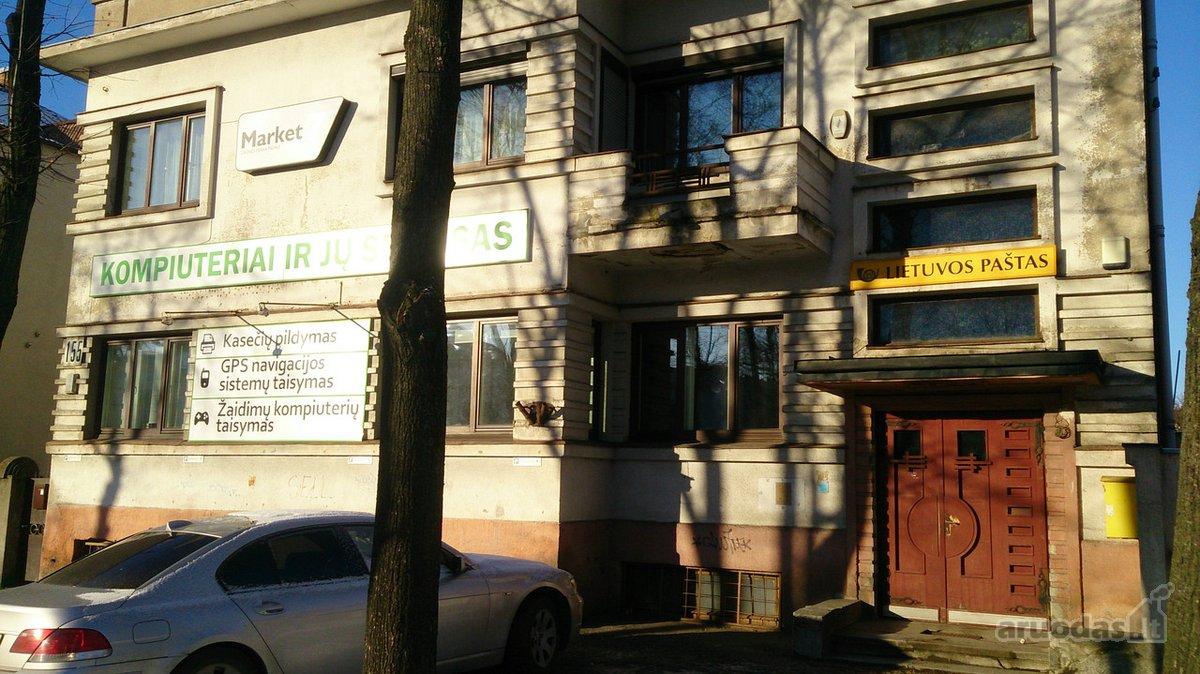 Kaunas, Žaliakalnis, Savanorių pr., biuro, paslaugų paskirties patalpos nuomai