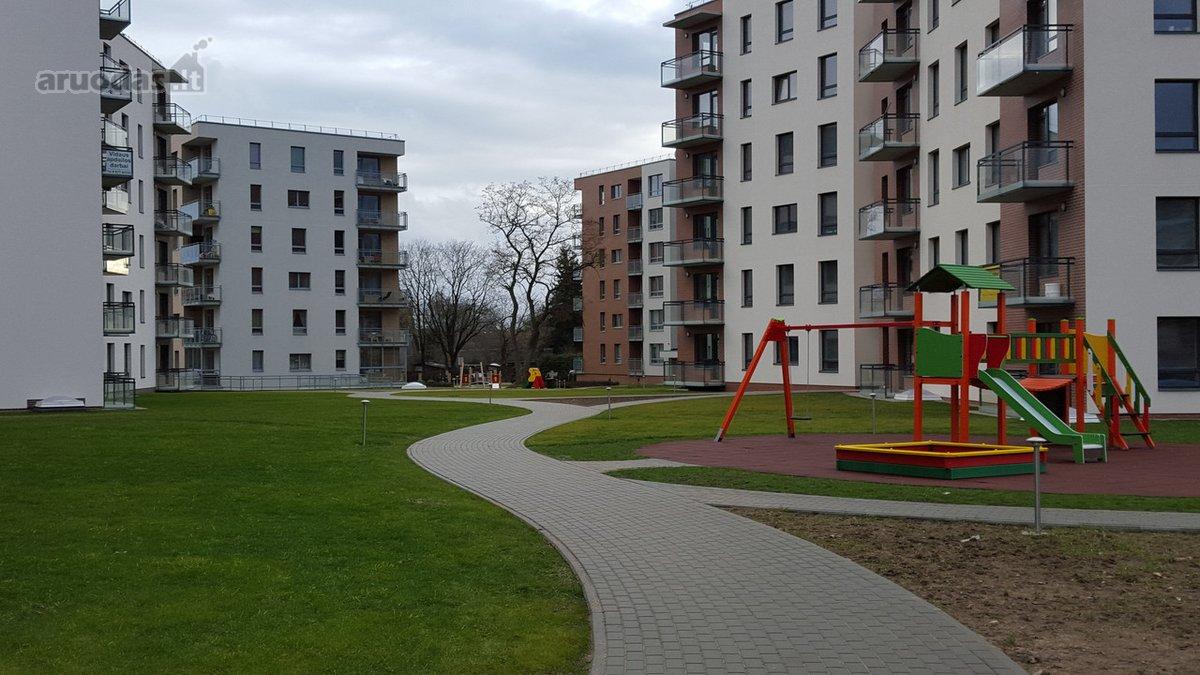 Vilnius, Žvėrynas, Pieninės g., 1 kambario buto nuoma