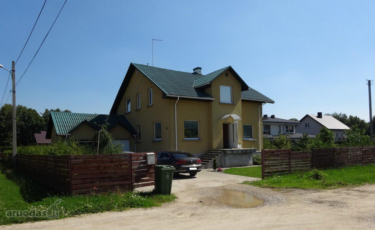 Kaunas, Aleksotas, J. Čapliko g., mūrinis namas