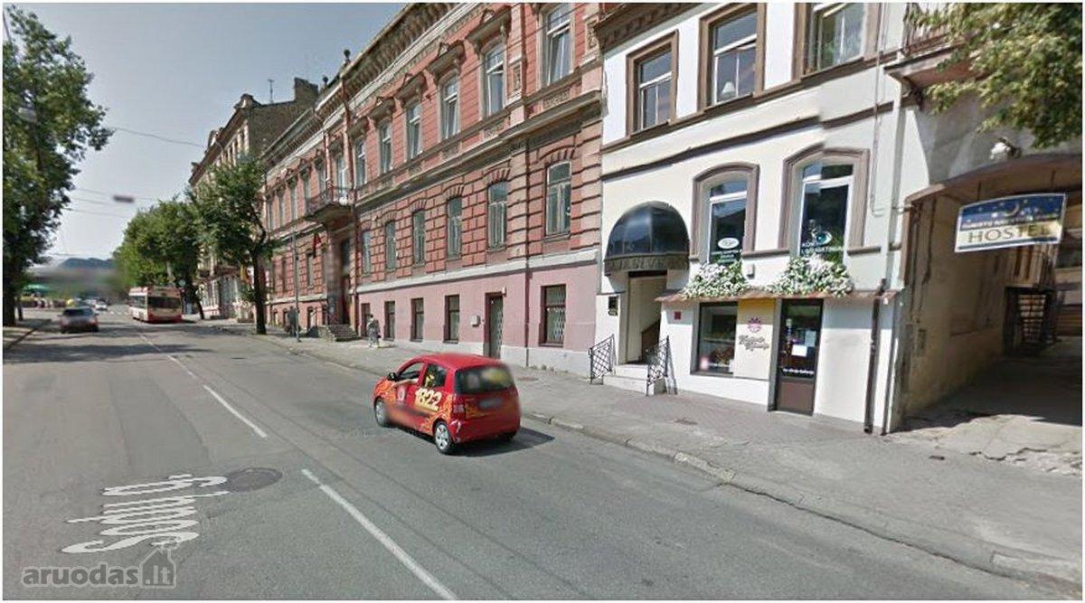 Vilnius, Senamiestis, Sodų g., biuro, prekybinės, paslaugų, maitinimo, kita paskirties patalpos nuomai