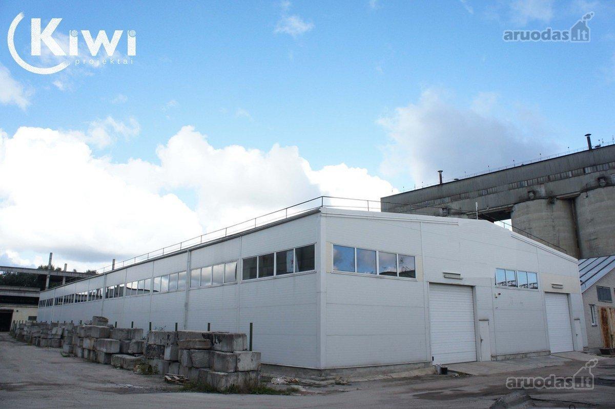 Vilnius, Naujininkai, Geologų g., biuro, sandėliavimo, gamybinės, kita paskirties patalpos