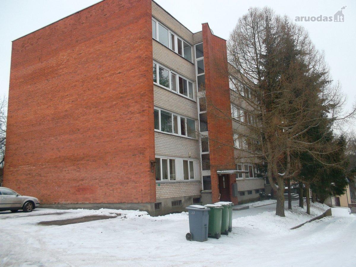 Kaunas, Žaliakalnis, Naručio g., 3 kambarių butas