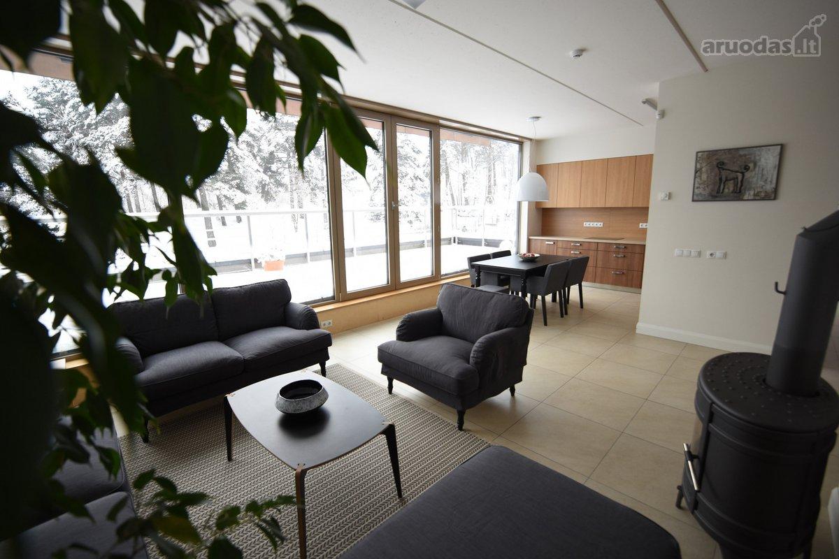 Vilnius, Senamiestis, Rasų g., 4 kambarių buto nuoma