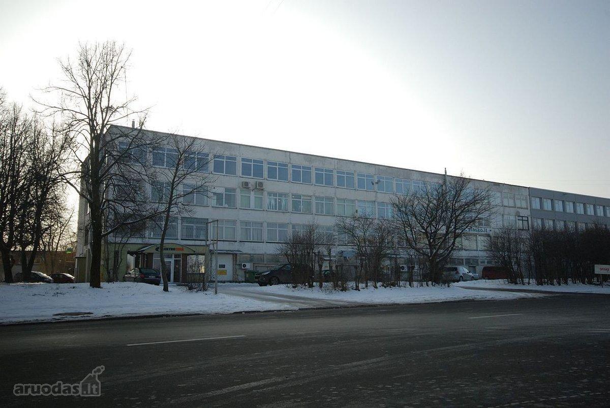 Parduodamos administracinės patalpos 4 aukšte.
