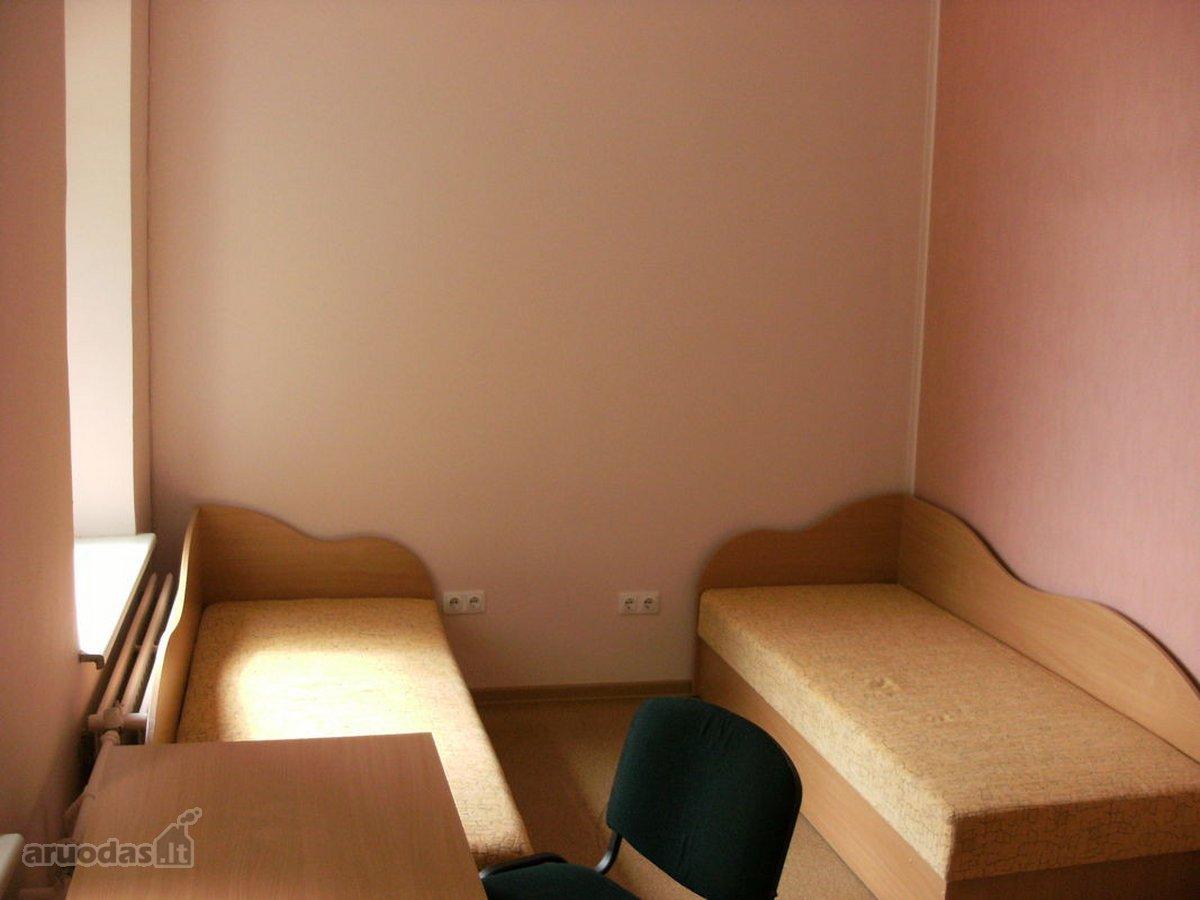 Šiauliai, Centras, Dubijos g., kambarių trumpalaikė nuoma