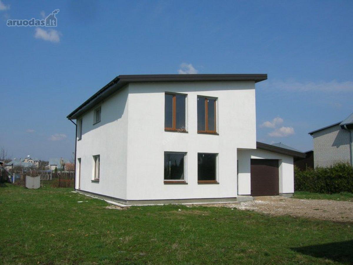 Parduodamas modernus naujos statybos namas