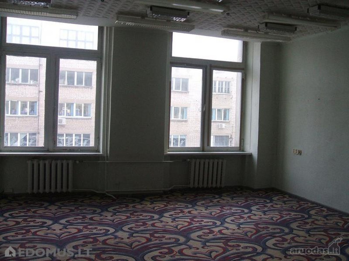 Kaunas, Centras, Savanorių pr., biuro, gamybinės, prekybinės, sandėliavimo, kita paskirties patalpos nuomai
