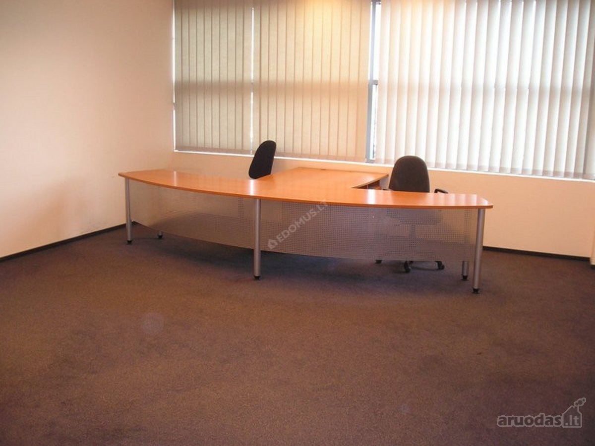 Išnuomojamos administracinės patalpos