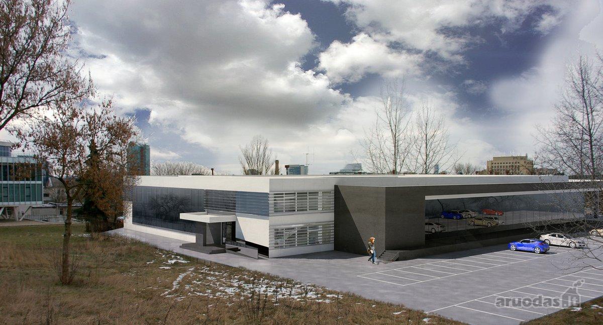 Vilnius, Žvėrynas, Ukmergės g., biuro, prekybinės, paslaugų, maitinimo, kita paskirties patalpos nuomai