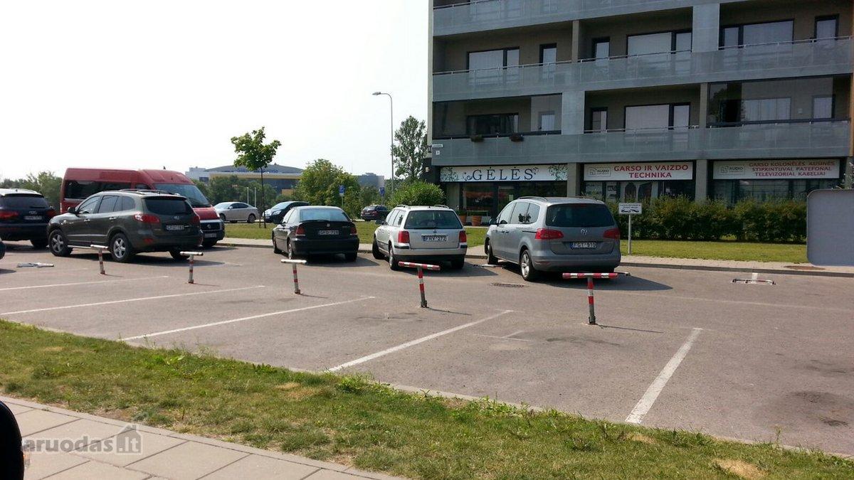 Vilnius, Žirmūnai, Juozo Balčikonio g., kita garažas