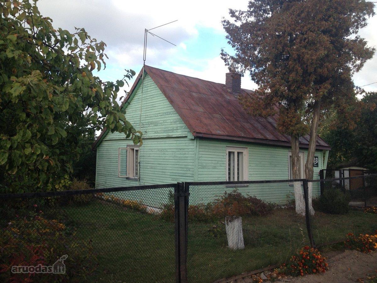 Šiauliai, Žaliūkiai, Žaliūkių g., namų valdos paskirties sklypas