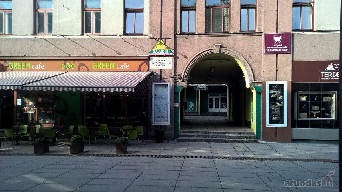 Kaunas, Centras, Laisvės al., sandėliavimo paskirties patalpos