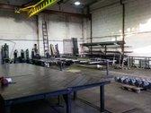 Parduodamos gamybinės patalpos su ofisu.