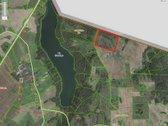 Parduodama 6,06 ha žemės ūkio paskirties