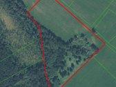 25 km. nuo Vilniaus prie miško parduodamas