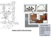 Parduodamas Pilnai Įrengtas Mūrinis Namas