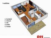 Parduodu dizainerių įrengtą butą Žvėryne