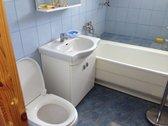 Dalis buto: vonia, virtuve, koridorius