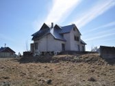 Parduodamas nebaigtas statyti namas Kauno r.