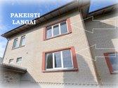 Parduodamas 2 aukštų namas Didžiojoje Riešėje
