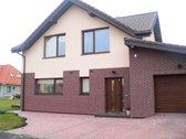 Parduodamas sau statytas namas su naujais