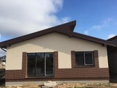 Parduodamas naujai statomas namas 80 kv.m